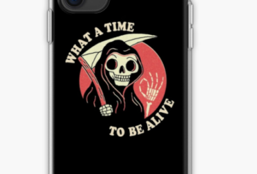 What A Time To Be Alive iPhone Case & Cover