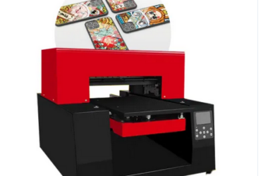 A3/A4 Small Format Digital UV Flatbed Printer