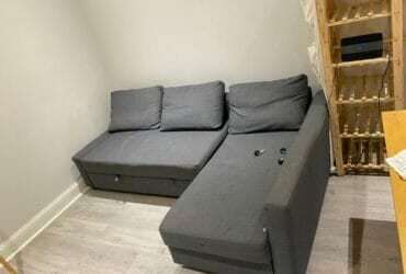 Cornner sofa for free