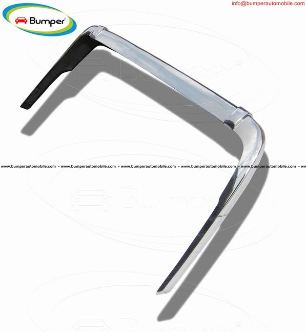 BMW 1502/1602/1802/2002 Year (1971-1976) Front + Back Bumper Complete Kit