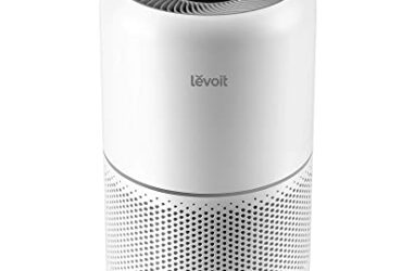 LEVOIT Air Purifier For Home Allergies Pets Hair Smokers In Bedroom,