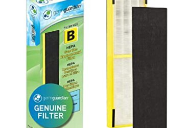 Germ Guardian FLT4825 HEPA GENUINE Air Purifier Replacement Filter B For GermGuardian AC4300BPTCA,