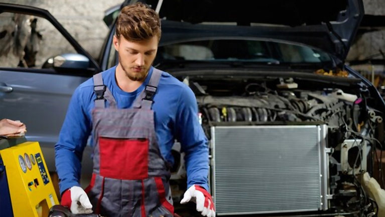 Car Air Conditioning Service London