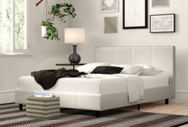 Morgana Upholstered Bed Frame