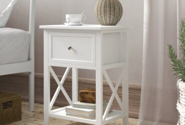 Stanhope 1 Drawer Bedside Table