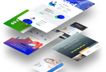 Stand out with a professional website