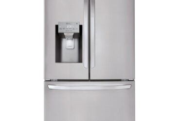 LG LFXS28968S 27.9 cu. ft. Smart Wi-Fi Enabled French Door Refrigerator – Stainless Steel