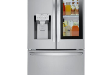 LG LFXS26596S 26 cu. ft. Smart Wi-Fi Enabled French Door InstaView™ Refrigerator – SS