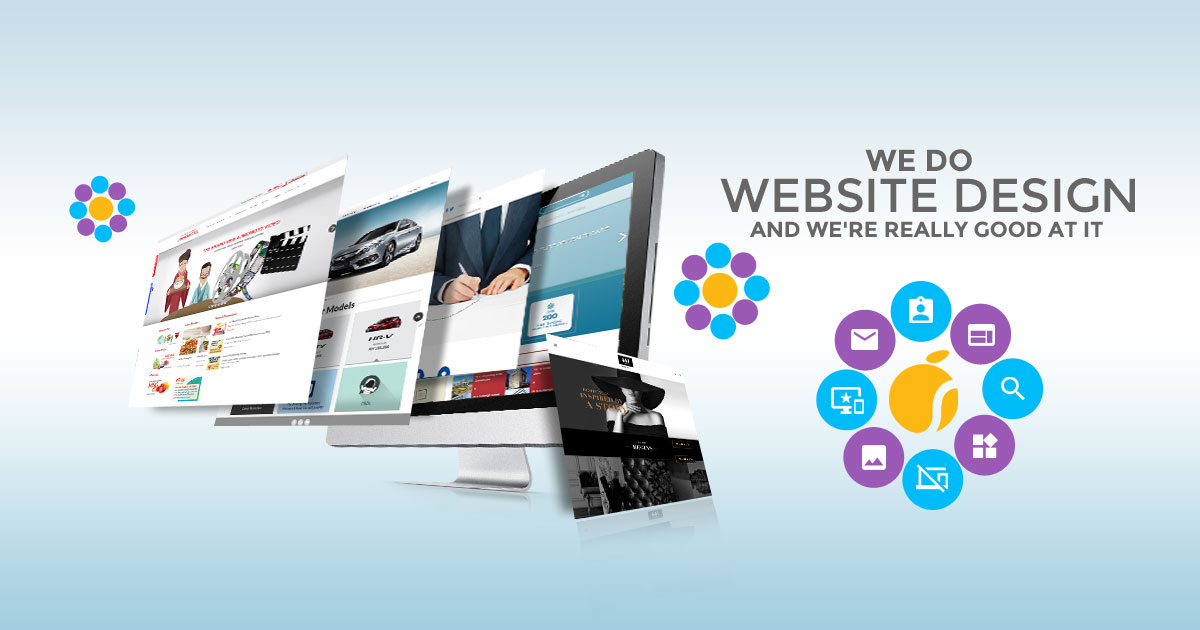 Custom web design services made easy