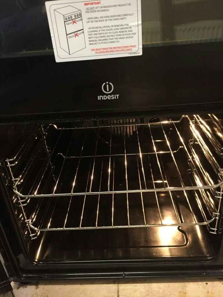 Indesit Electric Cooker