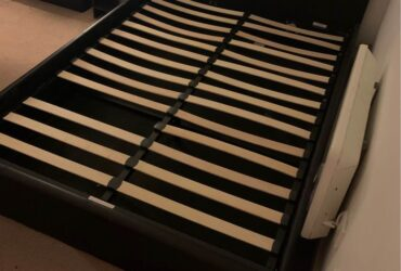 Storage Bed frame – Double