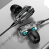 Ear Earphones Wired Sport Gaming