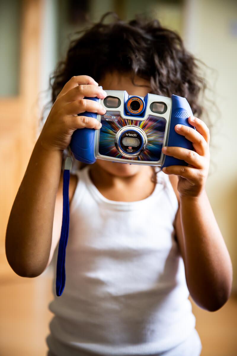 Portrait child photographer