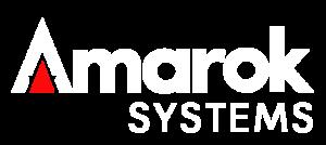Amarok Systems Logo White
