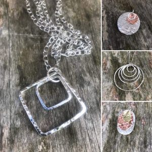 Pendant - Full Day Workshop - Collage