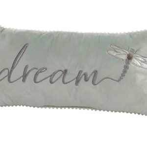 Dream Dragonfly Cushion - Corzo and Wood