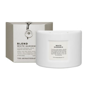 White Gardenia Candle - Sold by Corzo and Wood