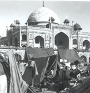 humayun tomb in 1947