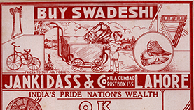 India the swadeshi movement picture