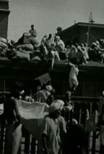 1947 migration footage