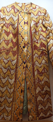 phulkari coat -donated by Gurpreet Kaur Maini - india partition 1947
