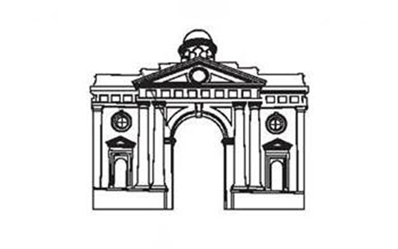 museum logo on partition of india