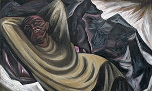India Partition Survivors Art