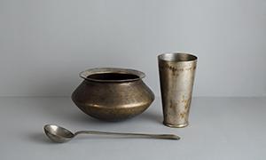 1947 Refugee Artefacts
