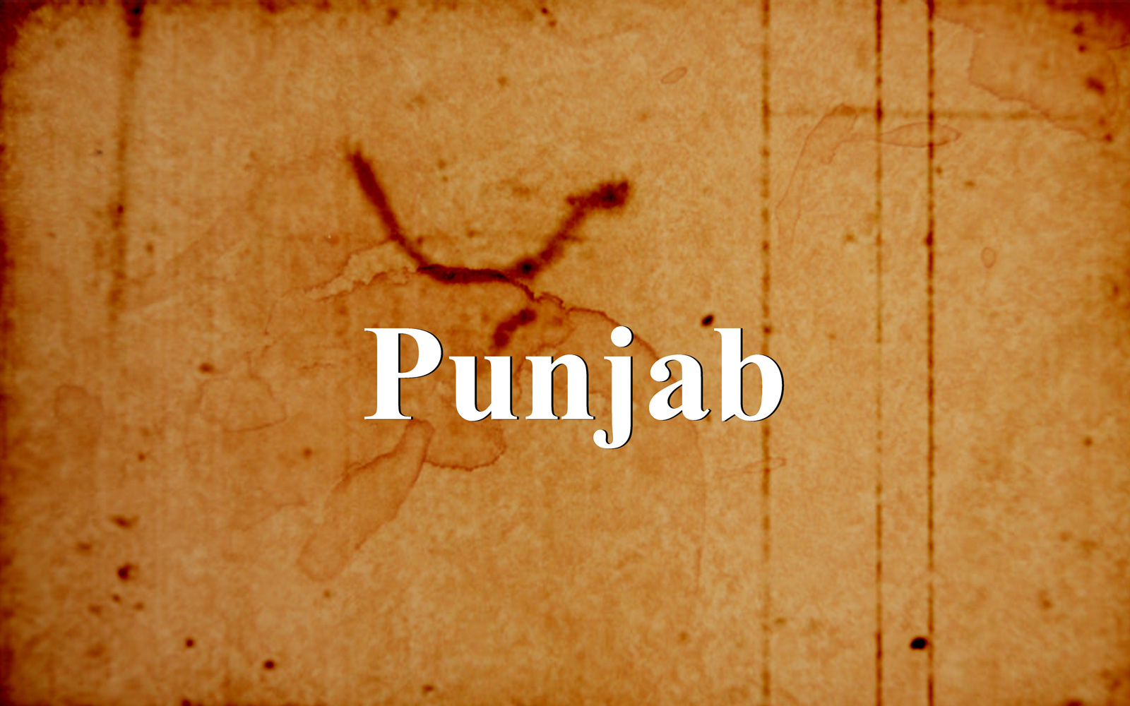 Report of the Punjab Boundary Commission
