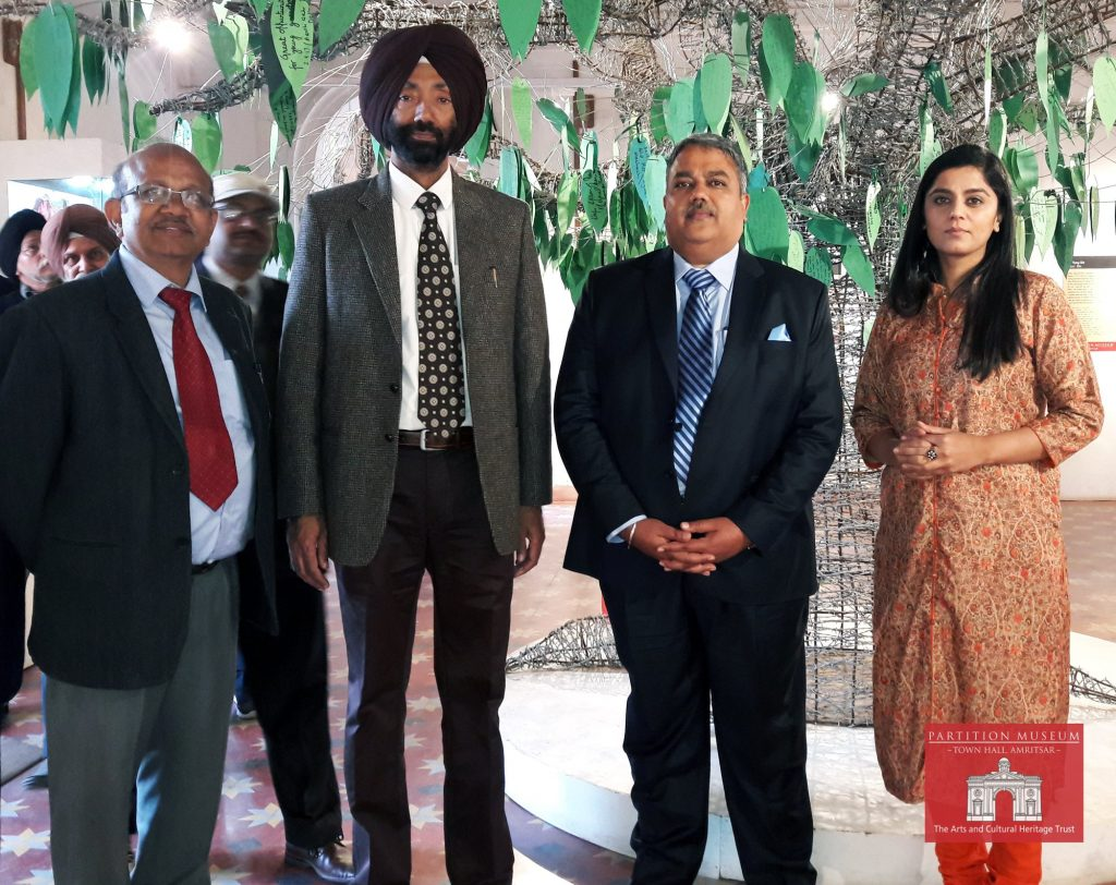 Secretary of Punjab Tourism