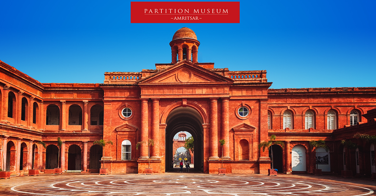 partition museum, town hall