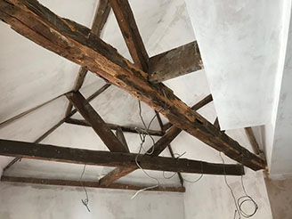 old beams