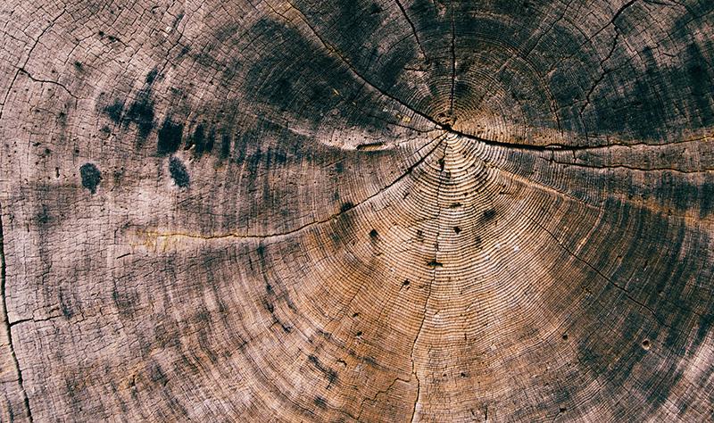 Aged Oak Finish