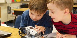 Talleres robótica niños