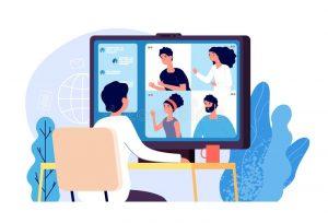 Videoconferencias personas mayores