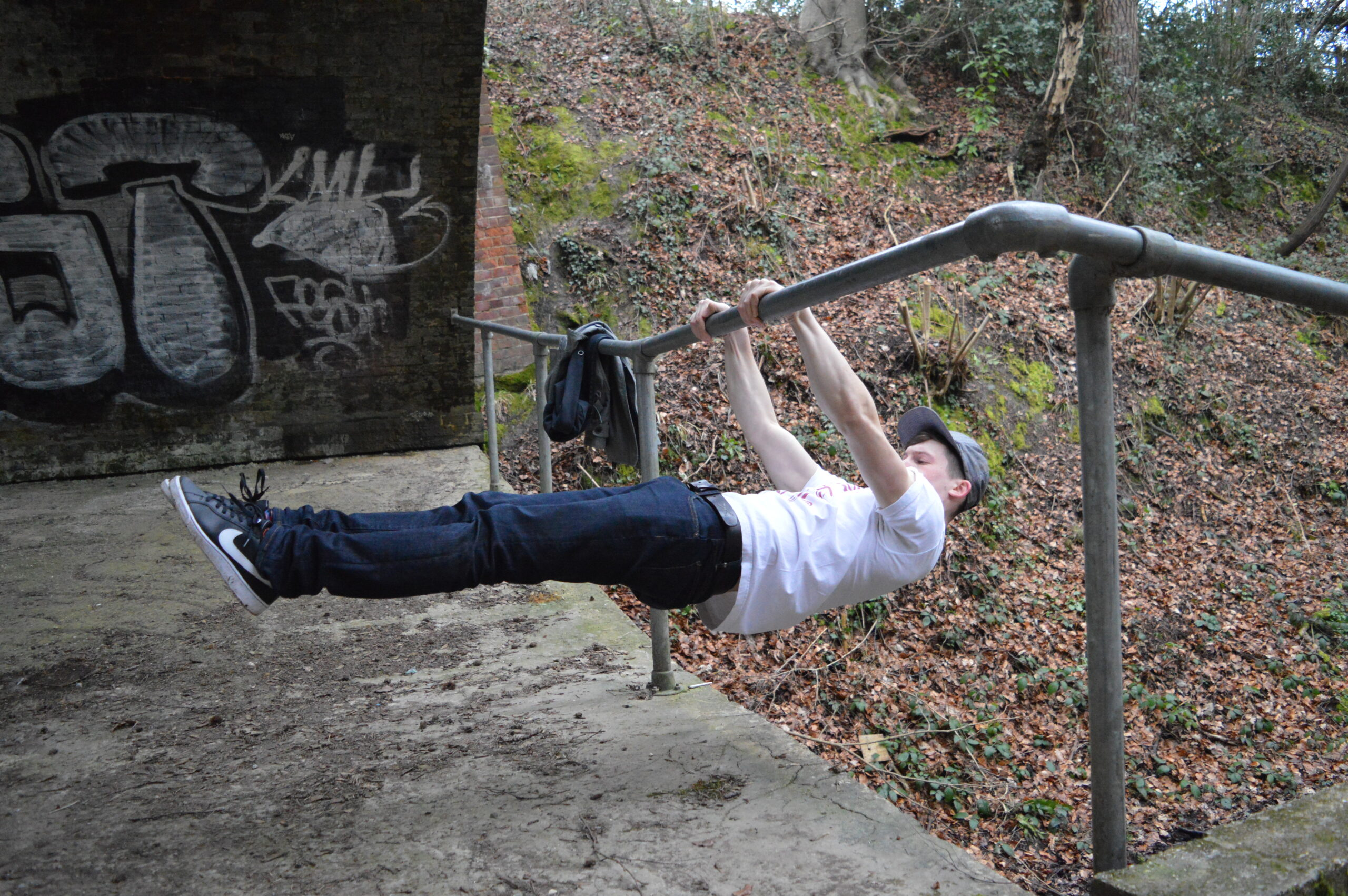 Front Lever More Than Lifting Never Plateau