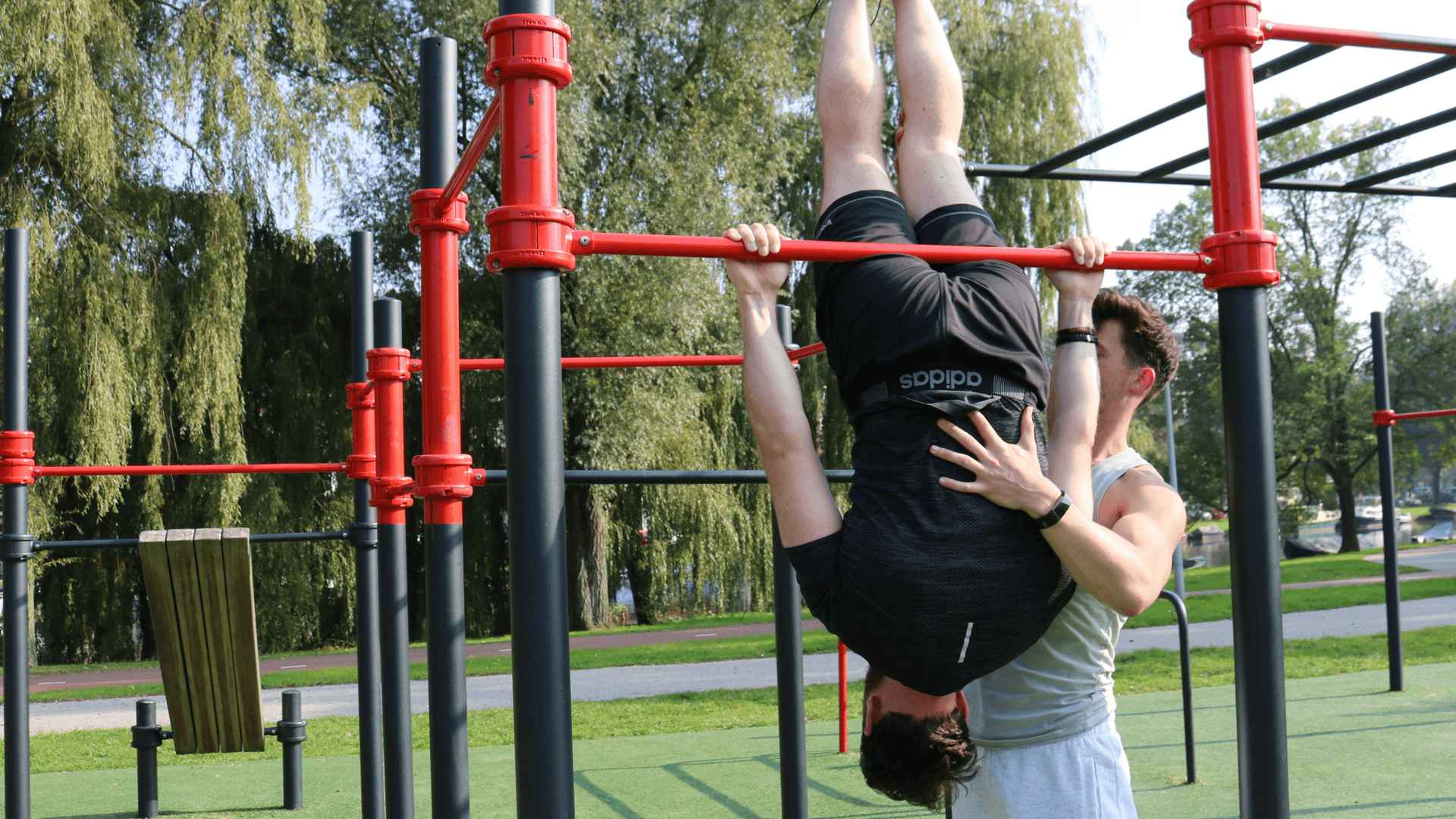 HP Supported Back Lever
