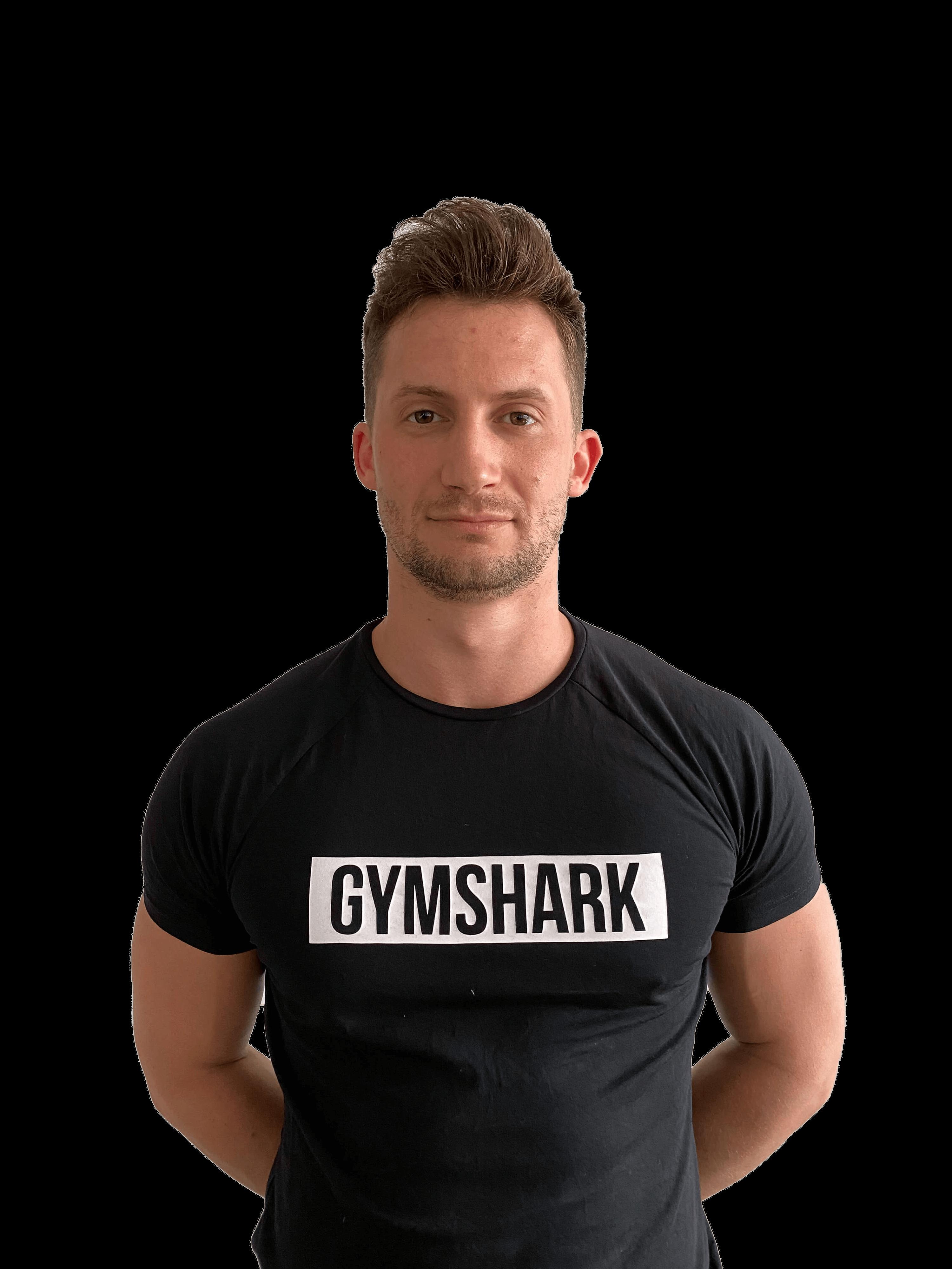 Gymshark Headshot Cutout