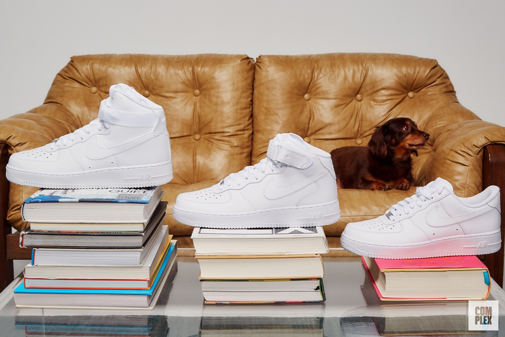Nike Air Force 1 shoes