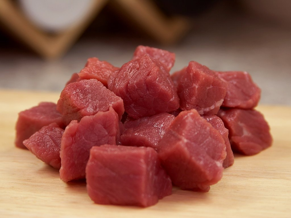 beef, raw, ingredient