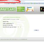 Lottomatica - Carta Paypal bloccata per contraffazione? Nuovo tentativo di phishing