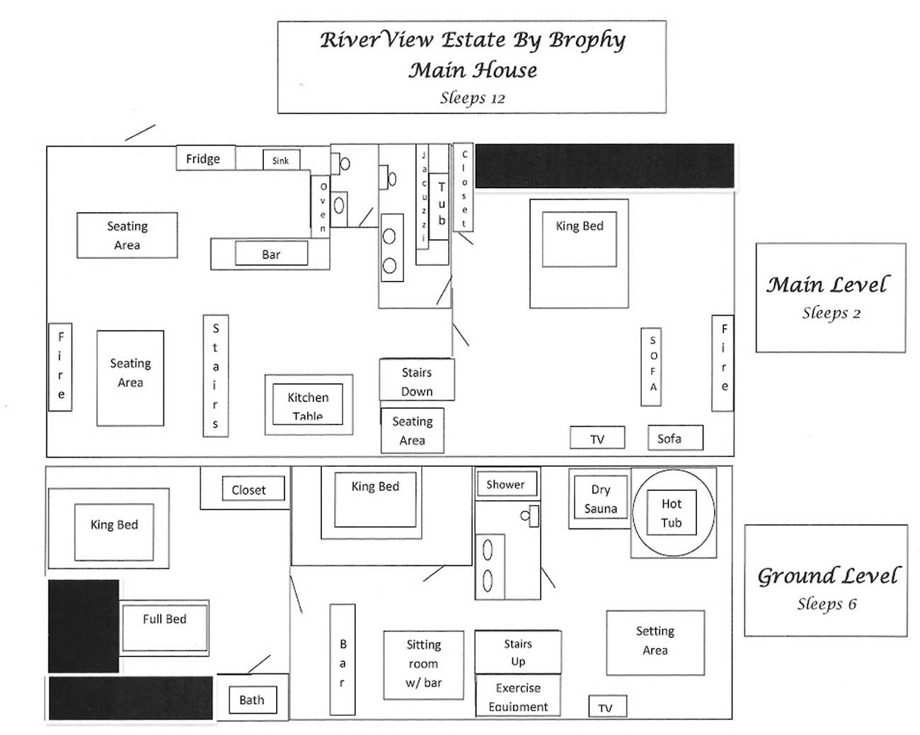 Main Living Area & Ground Floor
