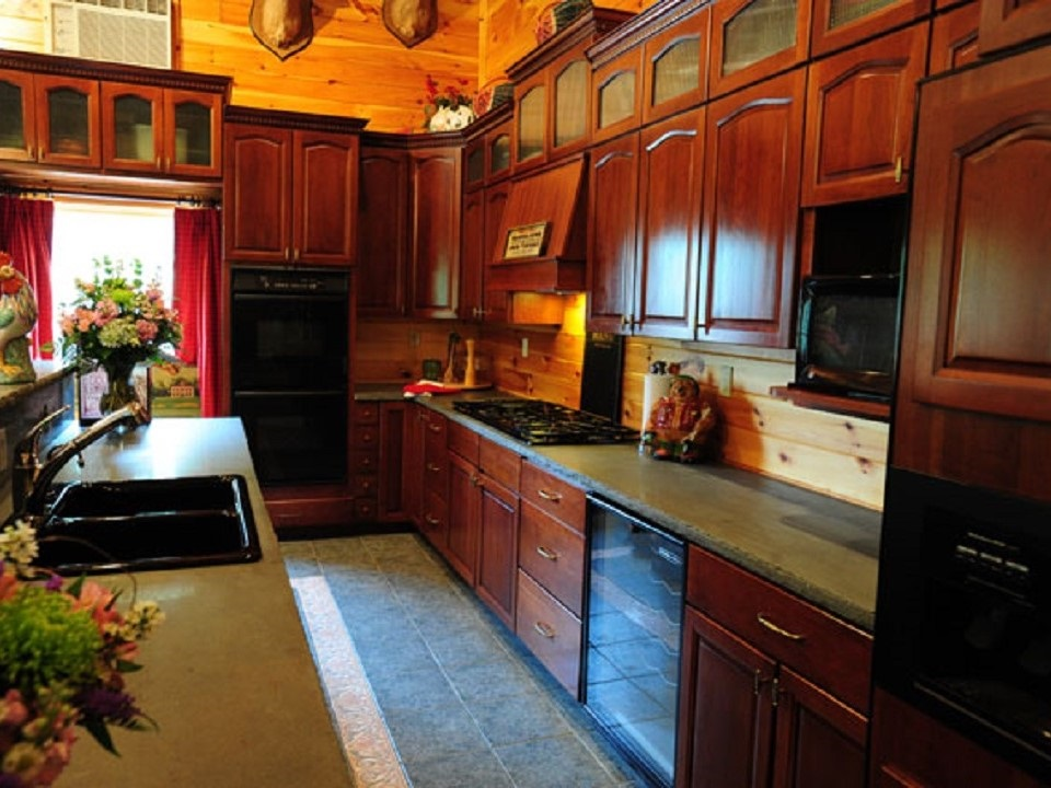 Enormous Kitchen