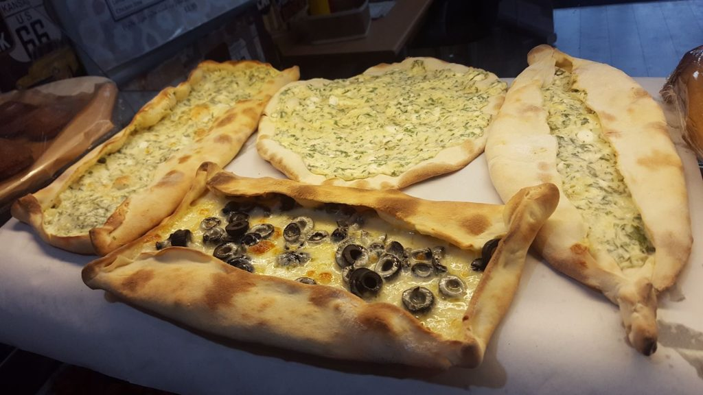 Lebanese Pizza Pasha Glasgow