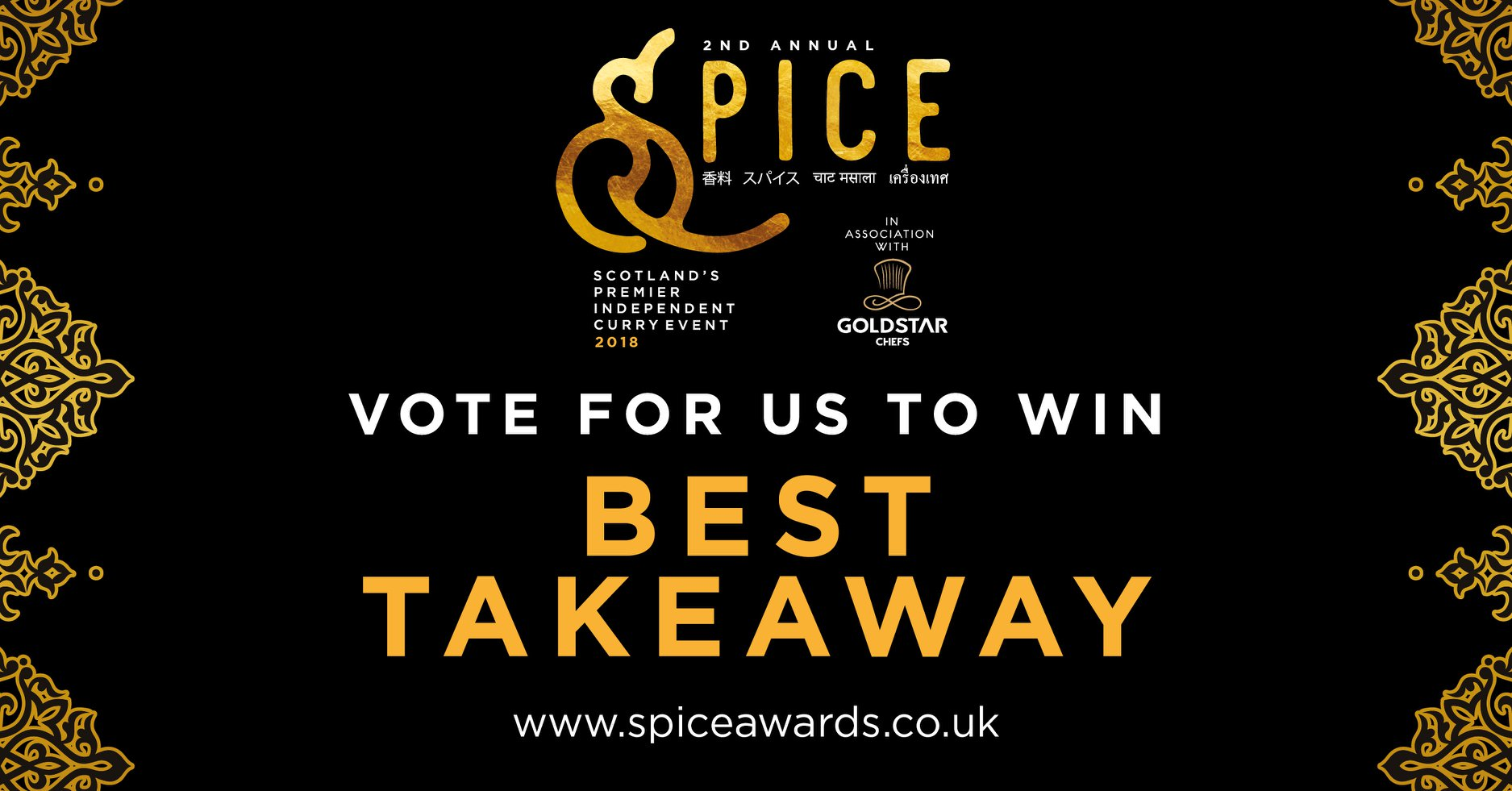 Spice Awards Pasha Glasgow