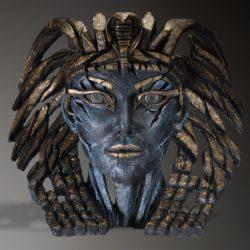 Matt Buckley / Edge Sculpture - Cleopatra
