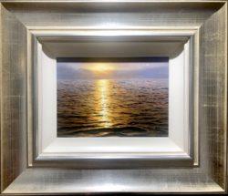 Alfredo Navarro - Sunset at Sea