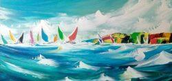 Jan Nelson - A Coastal Course