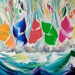Jan Nelson - Summer Sailing