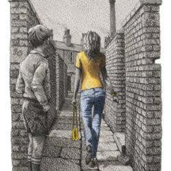 Original Art by Paul F Bennett